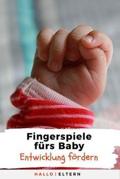 5 Fingerspiele fürs Baby mit Anleitung © pixabay/ Vitamin