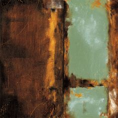 Copper Age II by Marc Johnson Graphic Art on Wrapped Canvas
