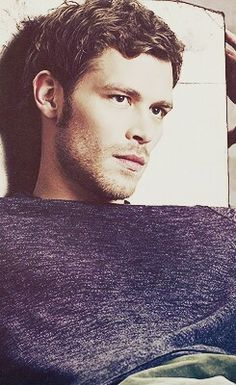 Joseph Morgan - this guy reminds me of avery!