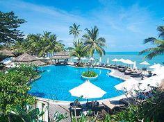 Nora Beach Resort & Spa, Koh Samui Thailand. Aaaah.