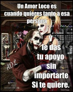 Resultado De Imagen Para Harley Quinn Frases Espana Pinterest