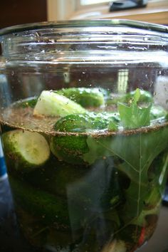 In A Pickle? What To Do With All Those Cucumbers