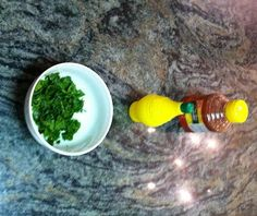Spinach and Honey Facial Mask