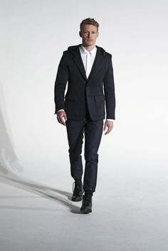 At New York Men's Day, American Menswear Gives Its State of the Union Address Men's Day, New York Mens, State Of The Union, Fall 2015, Suit Jacket, Menswear, Suits, American, Jackets
