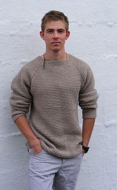 Ravelry: MaritSa's Big Alfred's Mens Knit Sweater Pattern, Mens Knitted Cardigan, Sweater Knitting Patterns, Sweater Design, Sweater Jacket, Men Sweater, Jumper, Mens Fashion Sweaters, Knit Fashion