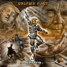 Spots cover art Power Metal, Progressive Rock, Indie Music, Good Music, Cover Art, Past, Lion Sculpture, Statue, Fictional Characters