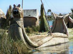 """Titicaca Lake - 3 """"must-see"""" Wonders of Peru"""