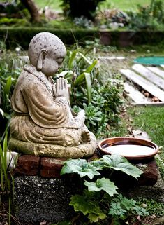 Trendy Garden Zen Meditation Peace - All For Garden Zen Meditation, Meditation Rooms, Dream Garden, Garden Art, Garden Ideas, Garden Statues, Garden Sculpture, Asian Garden, Japenese Garden