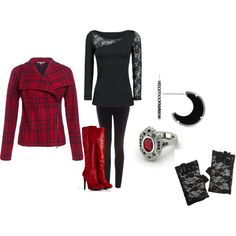 """winter casual night out by kari nicholas"" by kari-d-nicholas on Polyvore"