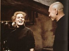 Ingrid Bergman and Yul Brynner in Anastasia (by Caliana)