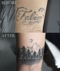 Cover Up Tattoos, Ideas, Tatoo, Blue Prints, Tattoos Cover Up, Thoughts, Covering Tattoos