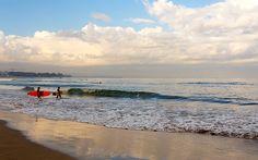 Kuta beach figure parmi les plus belles plages de Lombok. http://www.lonelyplanet.fr/article/les-plus-belles-plages-de-bali-et-lombok #Kuta #beach #plage #Lombok #Indonésie