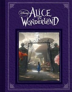 Disney: Alice in Wonderland (Based on the motion picture directed by Tim Burton). Join Alice as she disappears down a rabbit hole one more time and emerges in the topsy-turvy world of Wonderland! Curious happenings punctuate Alice s journey, including wild encounters with the Red Queen, the Mad Hatter, the Jabberwocky, and many others! A star-studded spectacular featuring Johnny Depp ( Pirates of the Caribbean ), Anne Hathaway (The Princess Diaries ), Alan Rickman ( Harry Potter )…