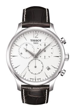 Tissot Tradition Chronograph #tissot #watch