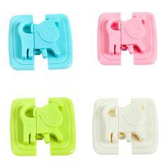 Safety 1st Child Proof Magnetic cabinet Drawer Lock Locker Key Holder System 4pc