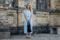 The Best Street-Style Pics From Copenhagen Fashion Week - Gallery - Style.com