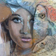 Faces - caras - Arte de Laura