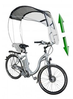 Bicycle rain protection VELTOP CLASSIC VELTOP Classic, VELTOP Mobility, VELTOP Recumbent