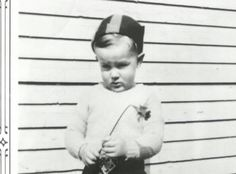 Little James Dean ..this melted my heart, look how cute he is!