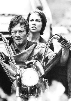 Daryl & Maggie.