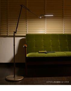 LEDフロアスタンド 調光・調色 | ブラック | インテリア照明の通販 照明のライティングファクトリー