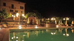A typically #Tuscan hamlet in the Chianti countryside. Perfect for exploring Southern #Italy #swimmingpool