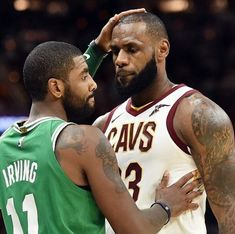 42e66dbe9b9 2018 NBA Playoffs Cavs Celtics set for unlikely rematch after turbulent and  drama-filled year