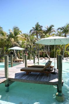 fun florida resort pools: cheeca lodge and spa, islamorada