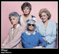 the Golden Girls is the new Hot in Cleveland tv show