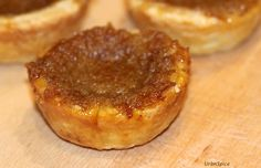 The Ultimate Canadian Maple Butter Tarts - UrbnSpice