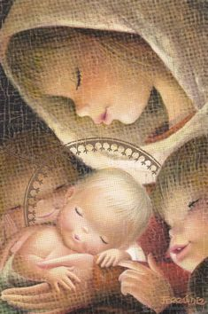 POSTAL DOBLE NAVIDAD - SUBI - FERRANDIZ - SERIE S 1551/4 - ESCRITA (Postales - Navidad)