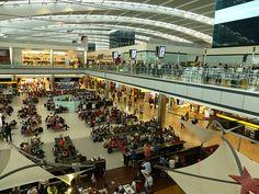 Heathrow Airport celebrates 70th anniversary