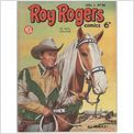 Tilleys of Sheffield ROY ROGERS COMICS VOL 1 NO 22 1953