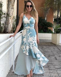 Women's Designer Dresses: High End, Lace Top, & Maxi Cocktail Floral Maxi Dress, Dress Skirt, Dress Up, Beautiful Dresses, Nice Dresses, Summer Dresses, Stylish Dresses, Fashion Dresses, Short Long Dresses