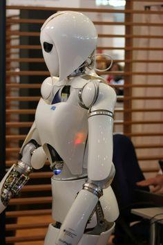 Robotertechnik auf der CeBIT 2013 in Hannover