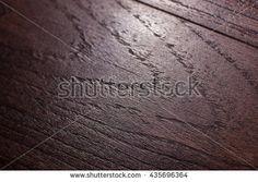 Wood Texture - Dark Brown