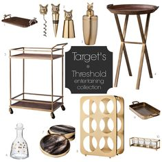 CURRENTLY LOVING: TARGET'S THRESHOLD ENTERTAINING COLLECTION