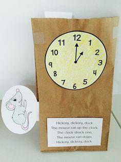 February's Nursery Rhyme Craft Kit