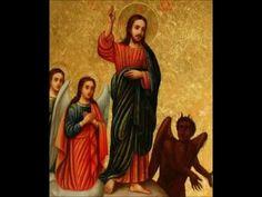 Γλωσσοφαγιά, κακοτυχία, μαύρη μαγεία - ΕΥΧΗ ΓΙΑ ΠΡΟΣΤΑΣΙΑ !! - YouTube Orthodox Icons, Painting, Youtube, Art, Art Background, Painting Art, Kunst, Paintings, Performing Arts