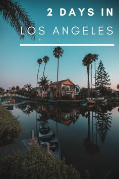 How to spend two days in Los Angeles. An itinerary for first time visitors. #LA #LosAngeles #Travel Southern California Beaches, California Travel, Amazing Destinations, Travel Destinations, Los Angeles Travel, Canada Images, Travel Guides, Travel Tips, Road Trip Usa