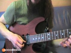 Futuristic Guitar - Guthrie Govan lesson