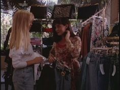 Beverly Hills 90210 1x02 The Green Room