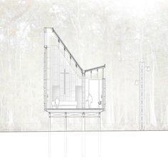 Bayou Chapel by Mauricio Vieto, via Behance