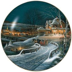 Family Traditions by Terry Redlin