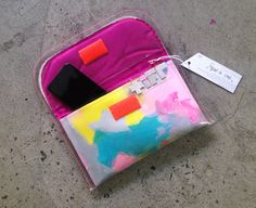 she's so pretty small clutch bag TM21 by tiffmanuell on Etsy