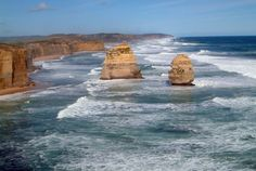 melbourne australia   Twelve Apostles Melbourne Australia #kombilove