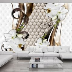 Foto #Tapete Wilde Orchideen   Fototapeten Orchideen   Pinterest ...