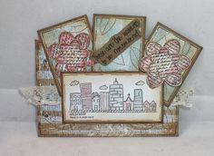 Polka Doodles Studio 12 stamps - The purpose of Art.  Senior DT: Anjie McChesney