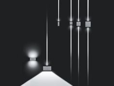 Lift - Simes Luce per L'Architettura www.simes.it  #simes #lighteffect #outdoor #lighting #architecture #giochidiluce #wallmounted #IP65 #outdoorlighting #building #facade