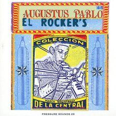Augustus Pablo El Rocker's Vinyl LP
